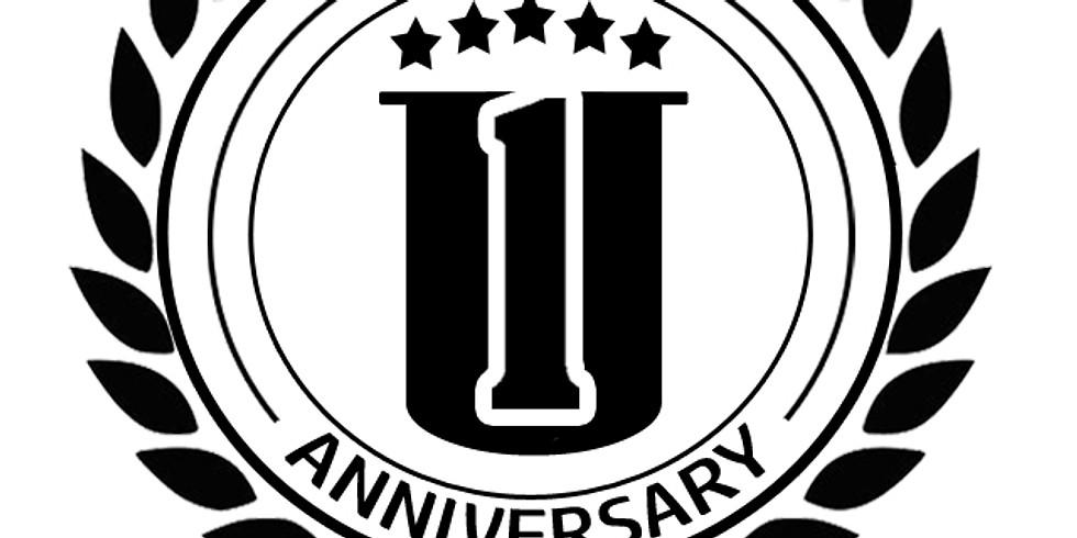 Ultimo 1 year anniversary