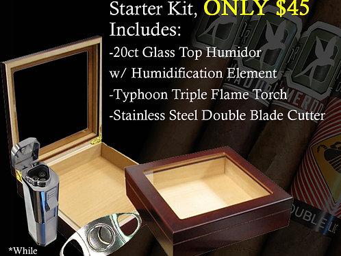Connoisseur Starter Kit