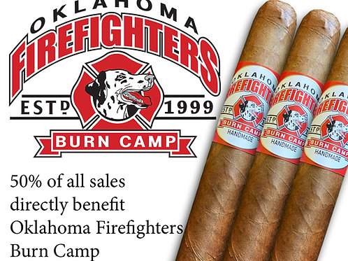 Oklahoma Burn Camp