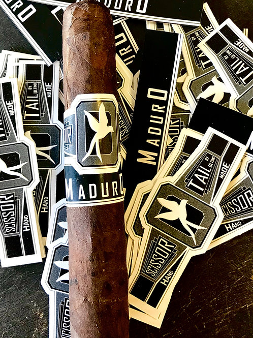 Scissortail Maduro Wrapper