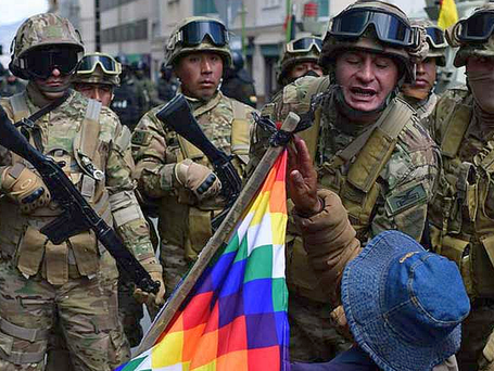 Looking back, looking ahead: lessons from the November 2019 U.S.-backed coup in Bolivia