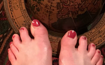 Liberation Through Slavery: My First Pedicure
