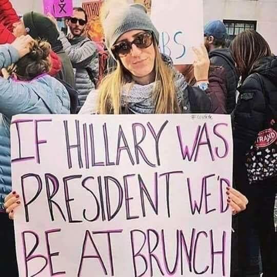 Women's March Blues