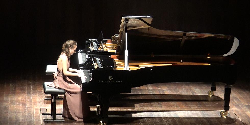 Barcelona, 19 h / Recital de piano