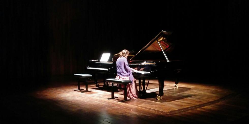 Barcelona, 19:00 h / Recital de piano