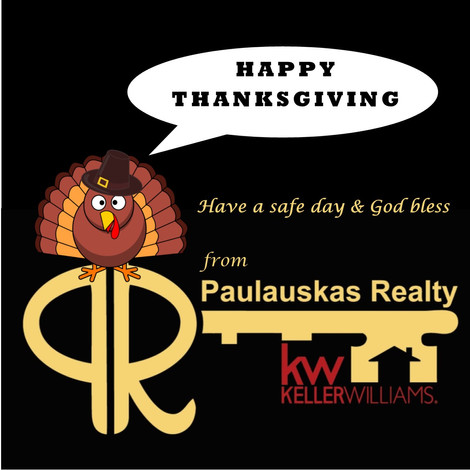 Have a Blessed and Happy Thanksgiving Everyone!