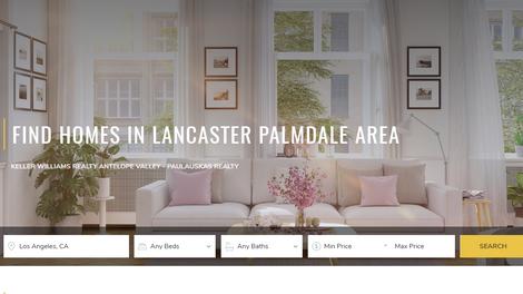 New Website - LancasterPalmdaleHomes.com
