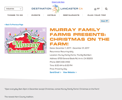 Check out 'Christmas on the Farm'