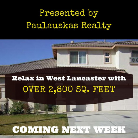 New Home Coming Soon!