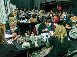 Top competition tips for nail techs