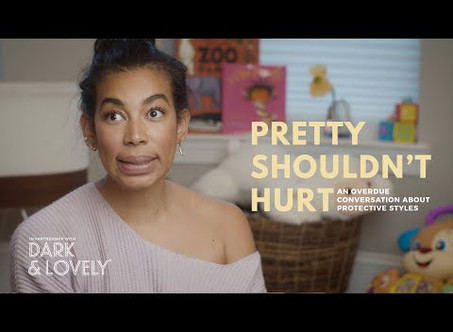 Pretty Shouldn't Hurt short film releases