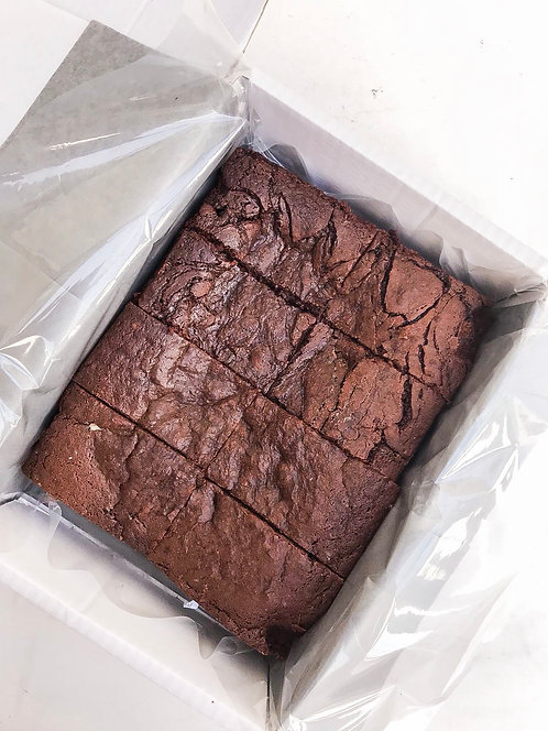 MIXED CHOC BROWNIES