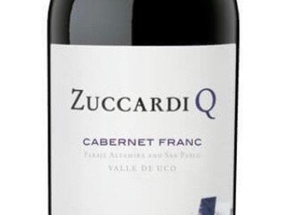 Zuccardi Q Cabernet Franc 750cc
