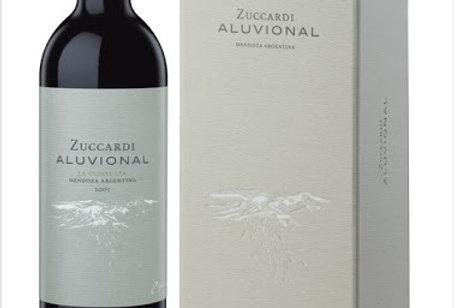 Zuccardi Aluvional Altamira 2014 750cc + Estuche