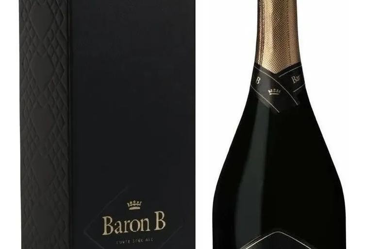 Baron B Extra Brut 750cc + Estuche