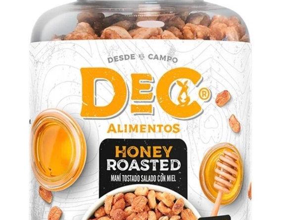 Mani Honey Roasted 350 Gramos DEC