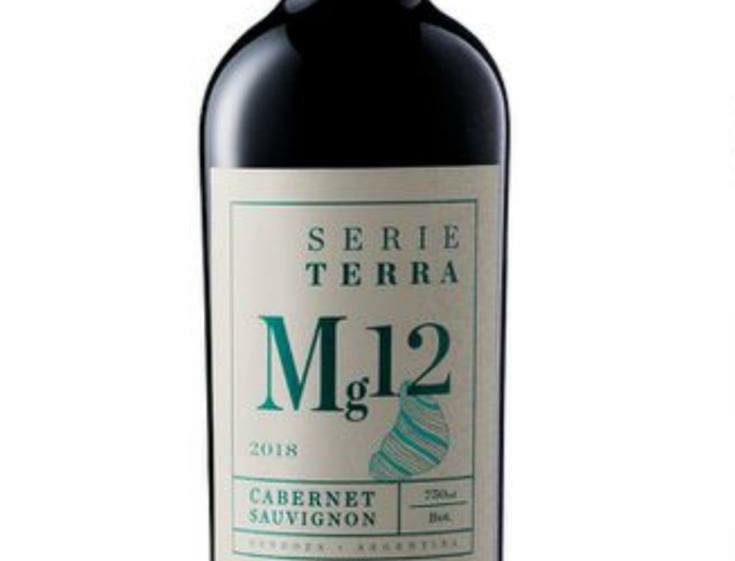 Serie Terra Mg 12 Cabernet Sauvignon 750cc