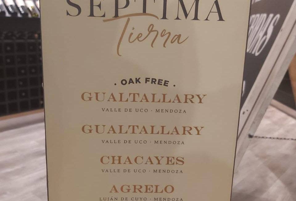 Septima Tierra MIX 4 Variedades 750cc