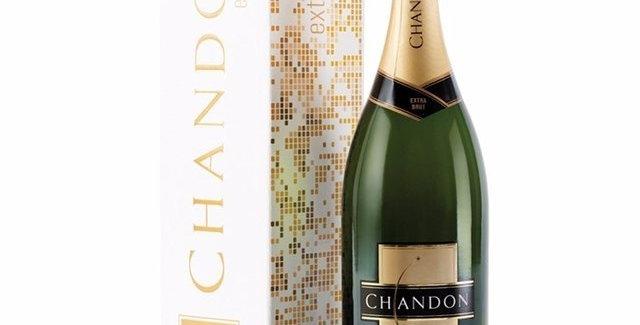 Chandon Extra Brut Botellón 6 litros con Estuche