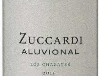Zuccardi Aluvional Los Chacayes 750cc
