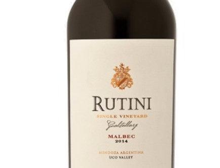 Rutini Single Vineyard Gualtallary Malbec 750cc