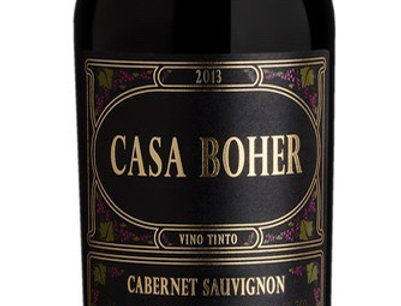 Casa Boher Cabernet Sauvignon 750cc