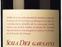 Scala Dei Garnatxa del Priorat DOC 750cc