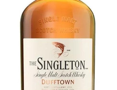 The Singleton 12 años 750cc