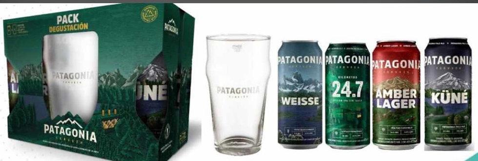 Gift Pack Patagonia Degustación