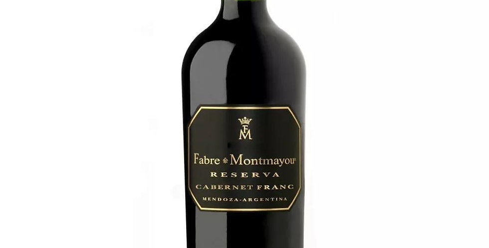 Fabre Montmayou Reserva Cabernet Franc 750cc