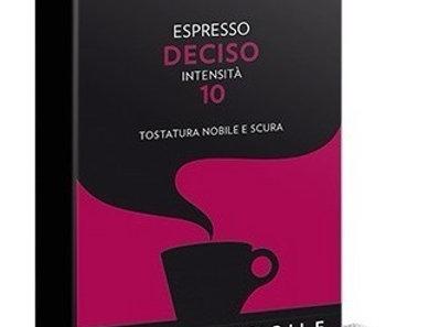 Lavazza Espresso Deciso Cápsula x 10 ud