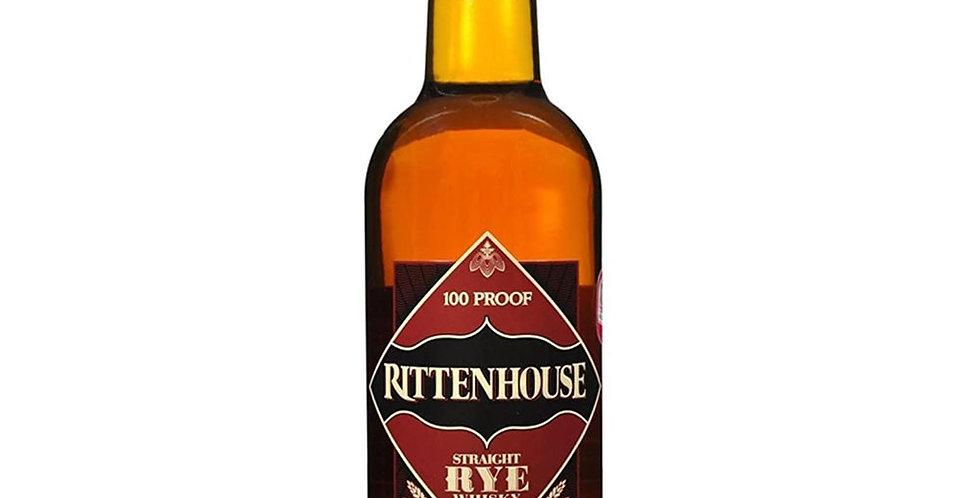 Rittenhouse Rye Bottle In Bond 750cc
