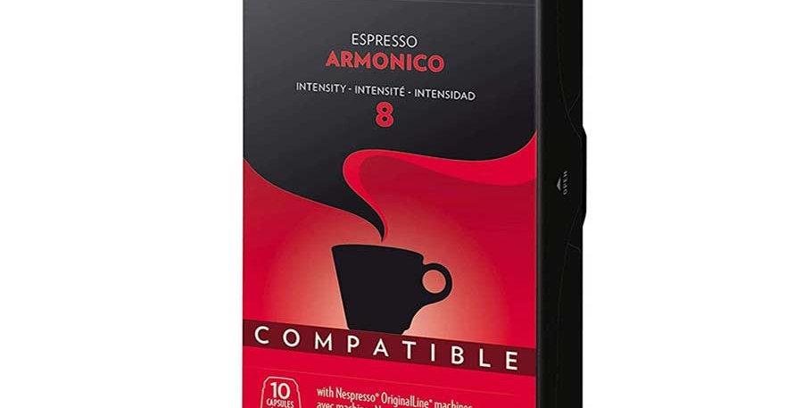 Lavazza Espresso Armonico Cápsula x 10 ud