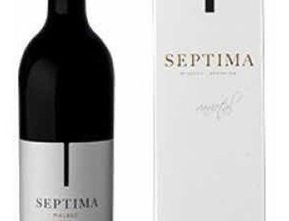 Septima Malbec 750cc + Estuche