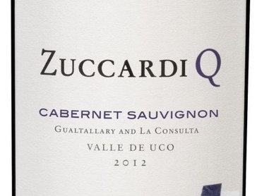 Zuccardi Q Cabernet Sauvignon 750cc