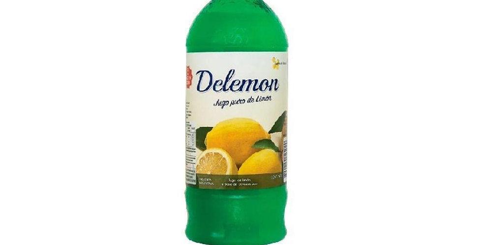 Jugo de Limon 500cc Delemon