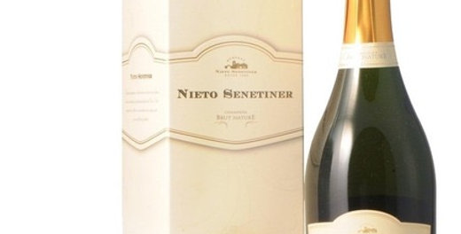 Nieto Senetiner Brut Nature - 750cc + Estuche
