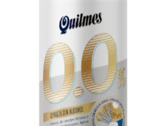 Quilmes 0.0 Alcohol Lata 473cc pack x 24 ud