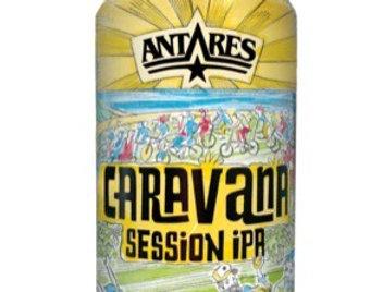 Antares Caravana Session Ipa Lata 473cc
