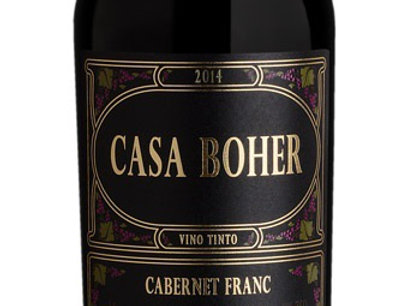 Casa Boher Cabernet Franc 750cc