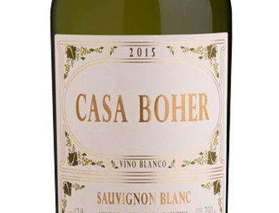 Casa Boher Sauvignon Blanc 750cc