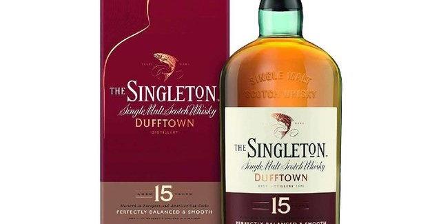 The Singleton 15 años 700cc