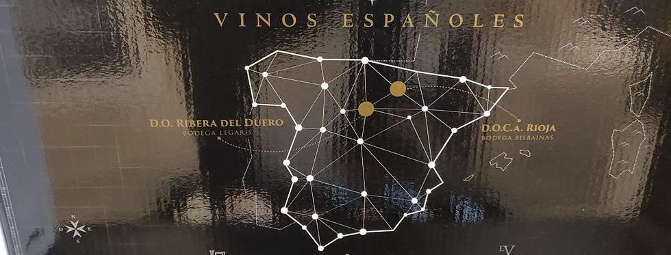 Caja Mix Vinos Españoles Rioja & Ribera del Duero España