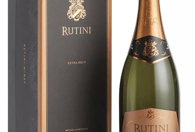 Rutini Extra Brut - 750cc con Estuche