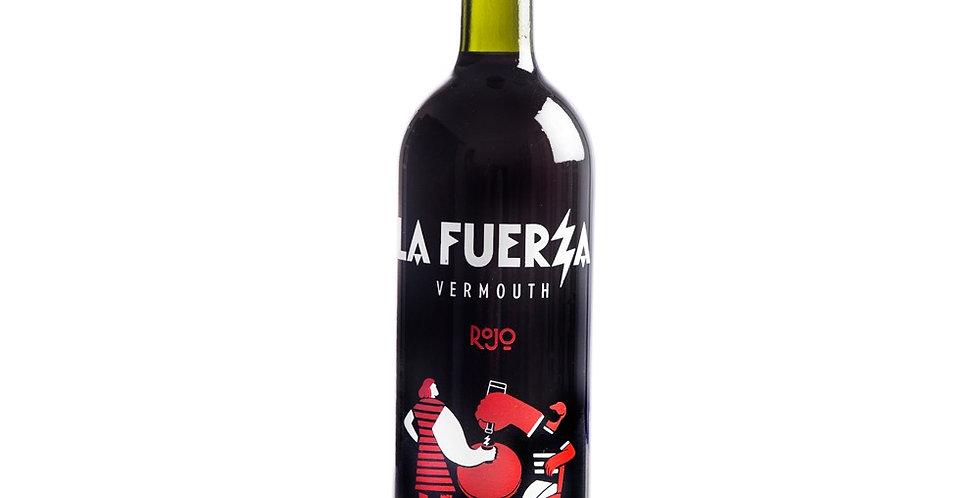 La Fuerza Vermouth Rojo 750cc