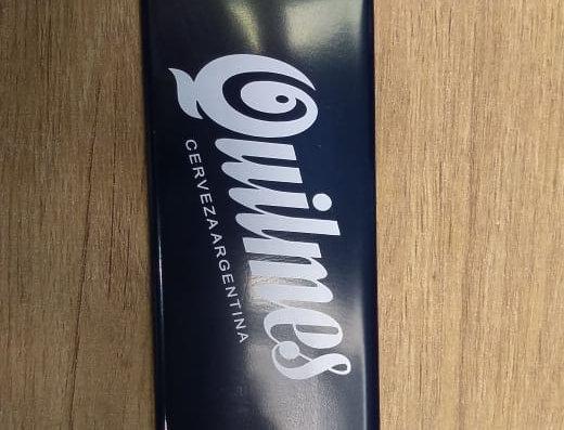 Destapador Quilmes con grip 18 x 4 x 0,5 cm