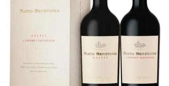 Nieto Senetiner Twin Pack Malbec y Cabernet Sauvignon 750cc + Estuche