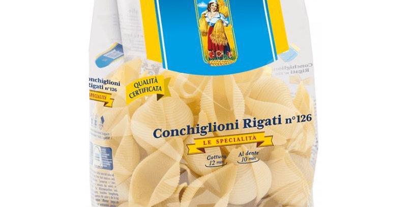 De Cecco Conchiglioni Rigate 500 Grs
