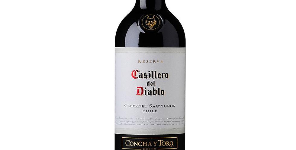 Casillero del Diablo Reserva Cabernet Sauvignon 750cc