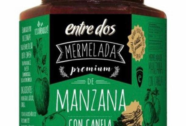 Mermelada Entre Dos Manzana y Canela 370 gramos